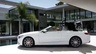 The All-New Mercedes-Benz S-Class Cabriolet