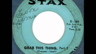 Grab This Thing(Part-2) by The Mar-Keys on 1965 Stax 45.