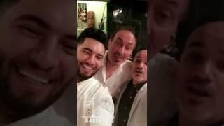 اوراس ستار واصدقائه الفنانين يحتفلون بعيد ميلاده 29 - 7 - 2017