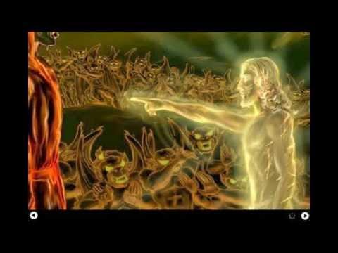 """Résultat de recherche d'images pour """"jesus in hell"""""""