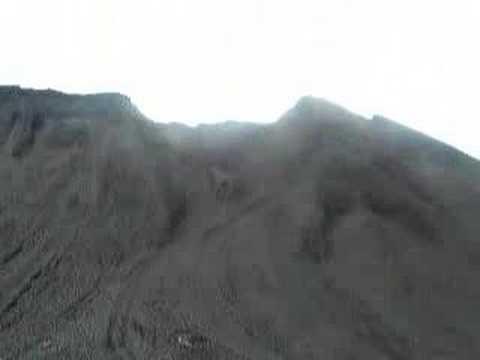Big Al's hill climb at Trevorton