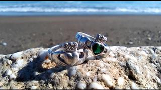 видео Обручальные кольца кладдахские