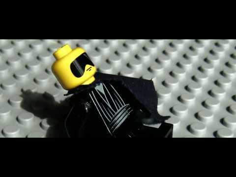 Lego Matrix Trinity Help