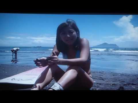 Sammy Lee 李瑋珊  YouTube三分鐘影片宜蘭雙獅衝浪 瘋台灣主持人徵選