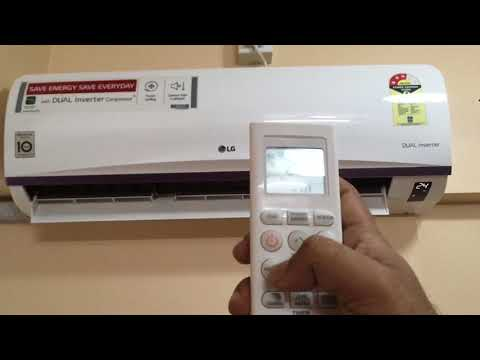 2019 - हिंदी - LG DOUBLE INVERTER AC - BEST Energy Saver AC - DOUBLE Saving