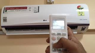 2019 - हिंदी - LG DOUBLE INVERTER AC - BEST Energy Saver AC - DOUBLE Saving