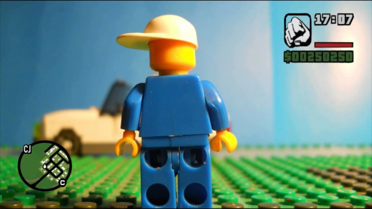 LEGO™ GTA: San-Andreas Stories Cheat codes (коды) - YouTube