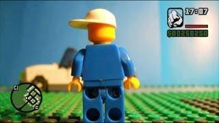 LEGO™ GTA: San-Andreas Stories Cheat codes (коды)
