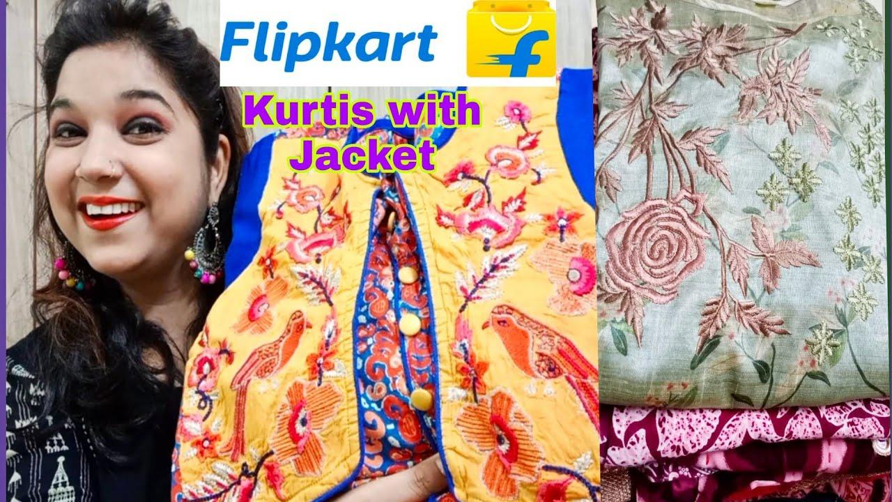 Flipkart Online Shopping Haul | Flipkart Kurtis / Anarkali ...