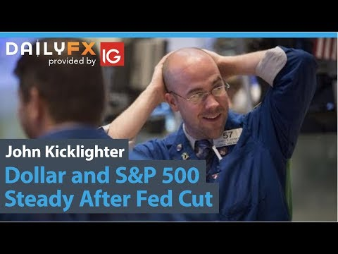 Dollar And S&P 500 Steady After Fed Cut, Monetary Policy Remains Top Concern (Trading Video)
