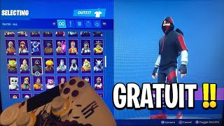 'NEW GLITCH' TO HAVE OF THE ALSAISON ILLIMITÉ10 FREE ON FORTNITE GLITCH SKIN