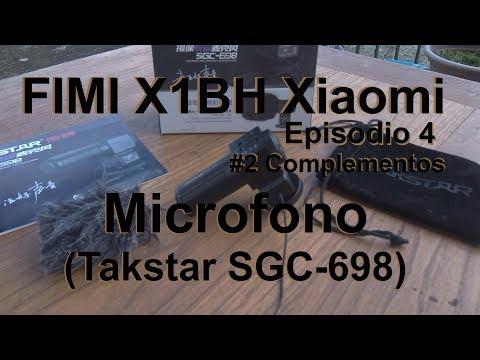FIMI X1BH Xiaomi - Microfono externo  #2 Complementos - Episodio 04 (En español)