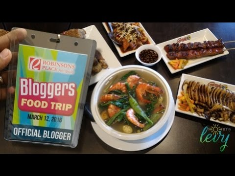 Robinsons Place Antipolo 2016 Bloggers Food Trip - MommyLevy