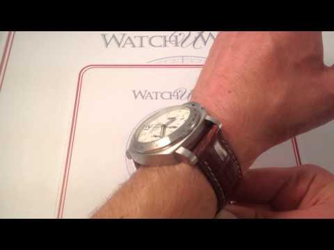 Panerai Luminor Chrono Daylight PAM 251 Luxury Watch Review