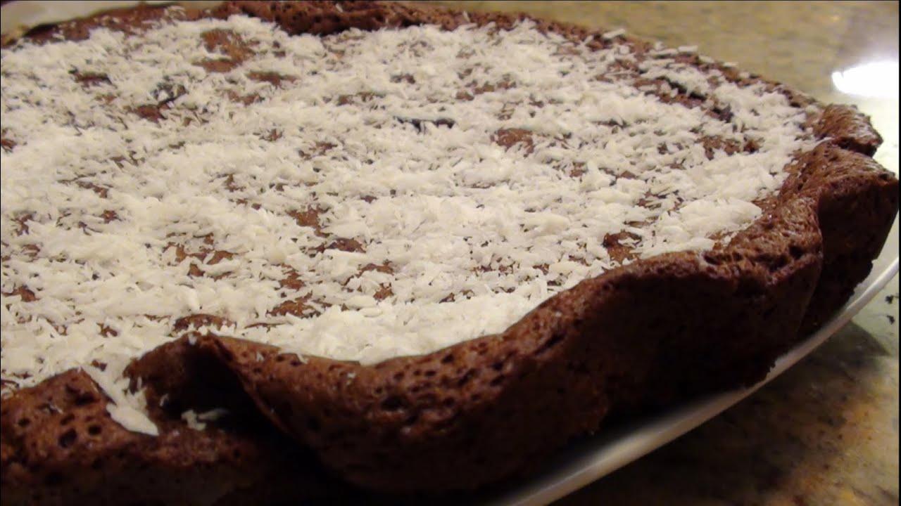 Ricetta torta kinder senza glutine
