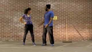 Shy guy Diana KING- Afro-mix/Dancehall choreo by Nana Nathalie Dispagne