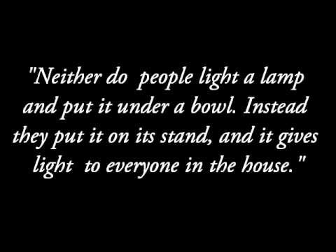 There Is A Light That Shines In The Darkness