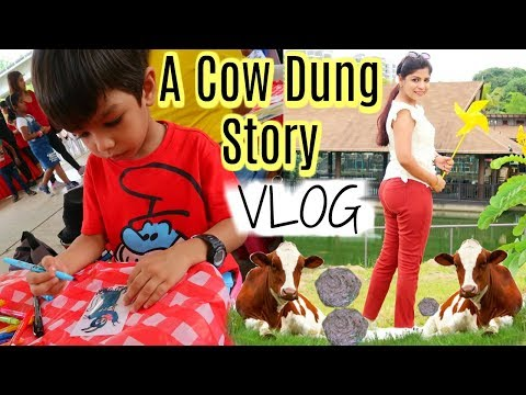 His Office Party ,Cow Dung Business,Ortto Singapore | A Day In My Life Vlog | Superprincessjo