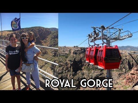 Royal Gorge Bridge and Park, Canon City Colorado