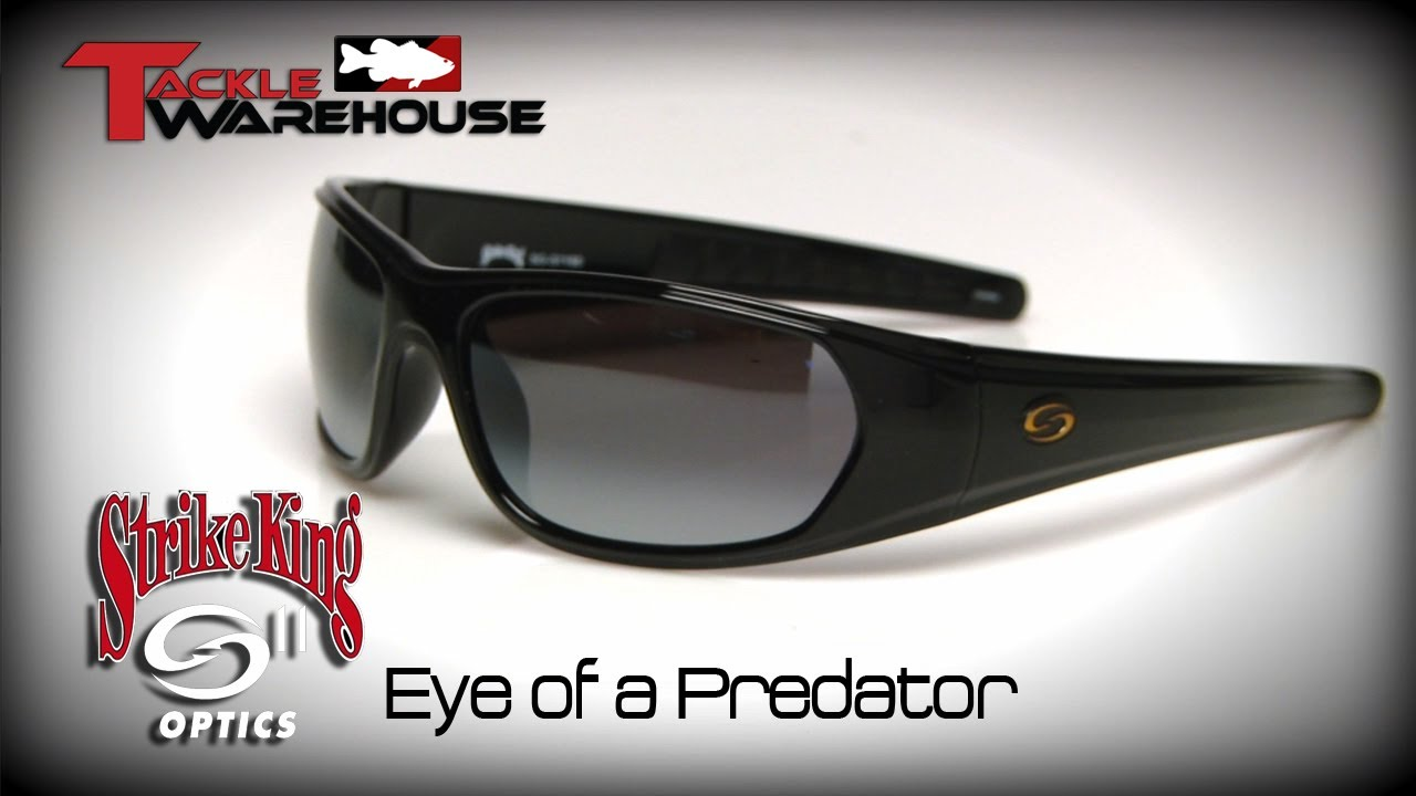 53db99fd278 Strike King S11 Sunglasses - Eye of a Predator - YouTube
