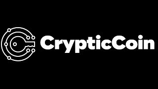 CrypticCoin - Great Find! Must Watch!