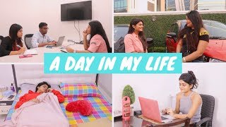 A Day In My Life During Winters | Dhwani Bhatt