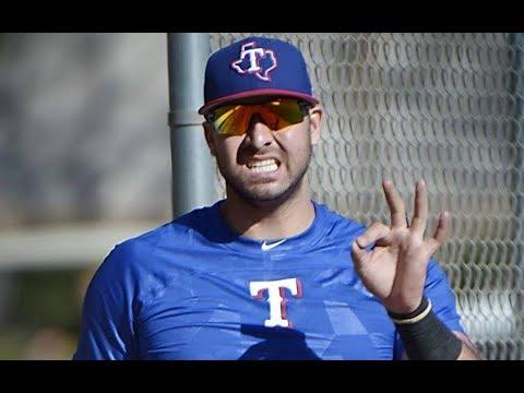 Texas Rangers August 2017 Highlights