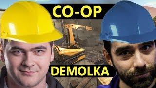 FIRMA ROBOTNICZA ft. Sou Shibo - Demolish & Build 2018: Multiplayer