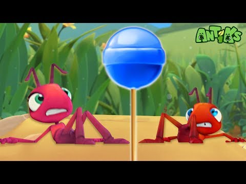 Lagu Video Oddbods Mempersembahkan: Antiks | Makanan Berat | Kartun Lucu Untuk Anak-anak Terbaru