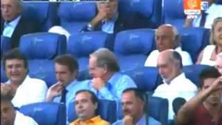 AS Rom : Juventus Turin (30.08.2009)