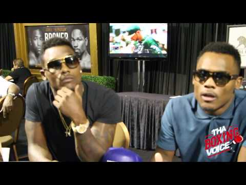 Jermell and Jermall Charlo If We Dominate GGG They' ll Say we Ran