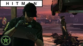 Let's Watch - Hitman Escalation - The Mallory Misfortune (#3)