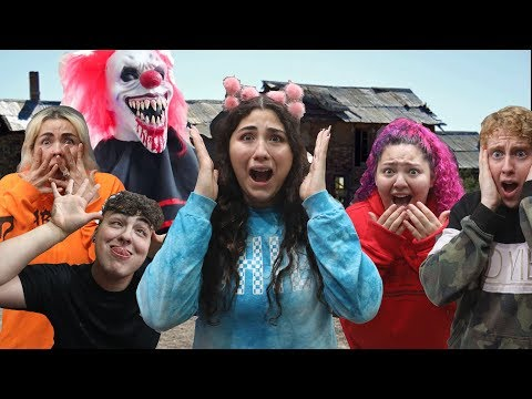 BEST DIY HAUNTED HOUSE WINS $10,000 challenge!