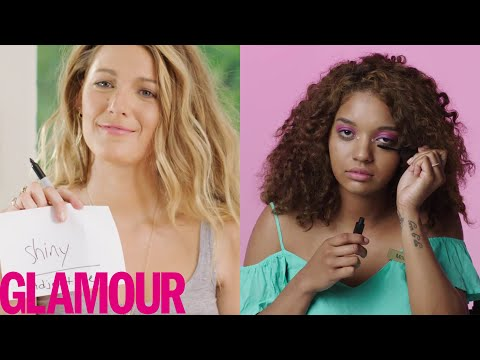 "Blake Lively Gives a Stranger a Makeover (""Nobody Do This at Home!"") 