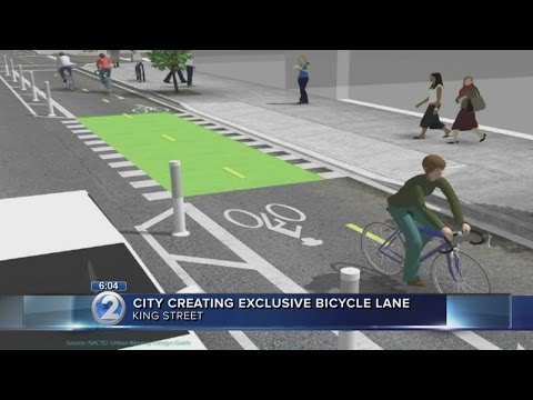 Honolulu cyclists to get exclusive lane, but parking still in question