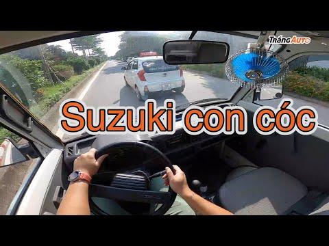 giá xe ô tô suzuki window van