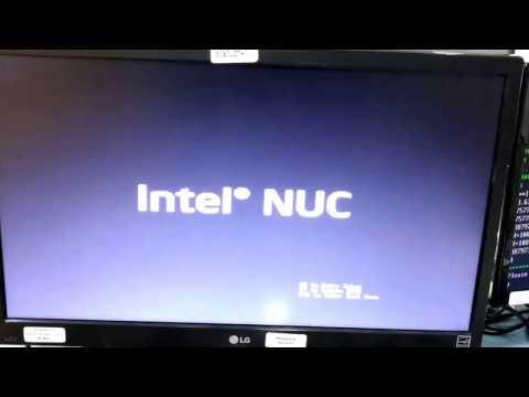 Intel NUC Kit DE3815TYKHE - BIOS update fail