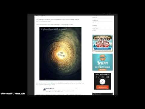 Pingback Solution for InDeepH2O.com by Pamela M. Kramer #arw