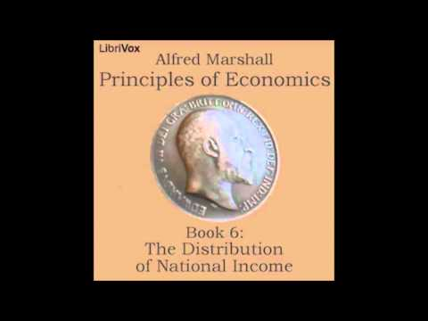 Principles of Economics (Audio Book) General View of Distribution