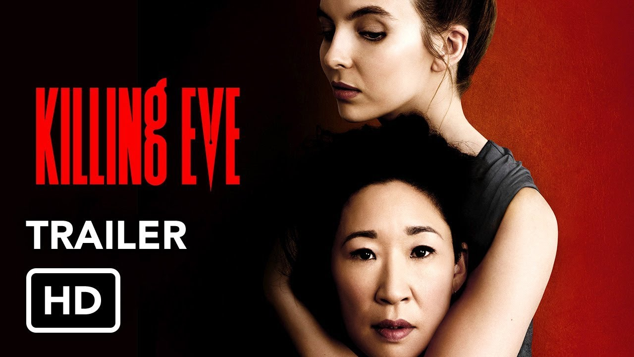 Image result for Killing Eve series