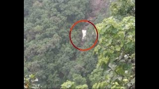 College bus falls into a 200-ft gorge in Maharashtra, locals informed by one survivor