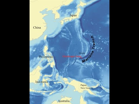 MYSTERIES OF MARIANA TRENCH
