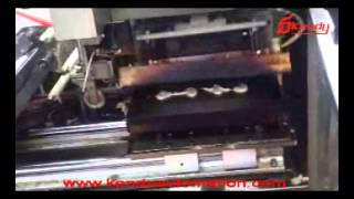Automatic Chinese Egg Roll Machine