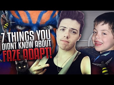 7 Things You Didn't Know About FaZe Adapt