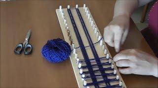 Stecca telaio di Maria Gio tutorial - Cue frame tutorial
