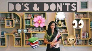 Pemilihan Abnonku 2017 - Do's & Don'ts at Library #06