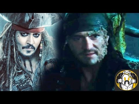 Thumbnail: Where Is Will Turner In Dead Men Tell No Tales?