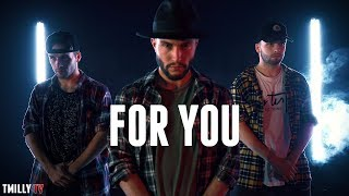 Ramzoid - FOR YOU ft Hail Luna - Dance Choreography by Tobias Ellehammer & EZtwins - #TMillyTV