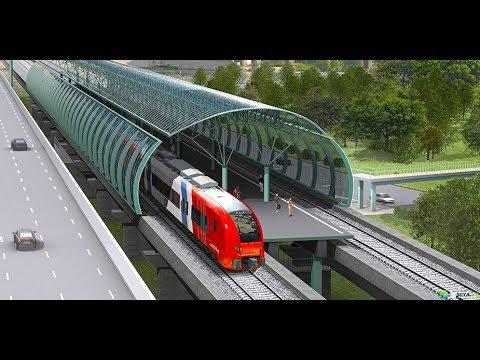Наземное метро в Екатеринбурге