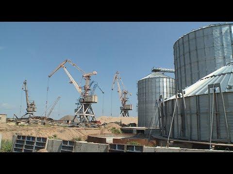 На юге Волгограда строят современный отгрузочный комплекс